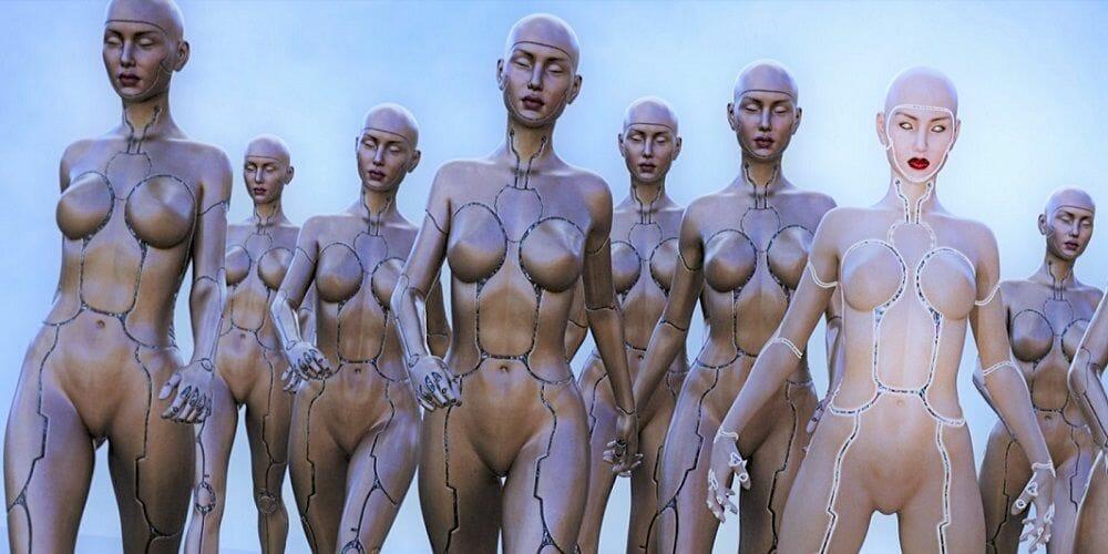 Sexuálni roboti bežnou súčasťou našich (sexuálnych) životov už o 10 rokov