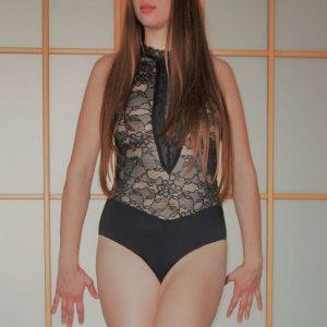 Modelka Mimi, amatérske porno v Bratislava, začiatočníčka